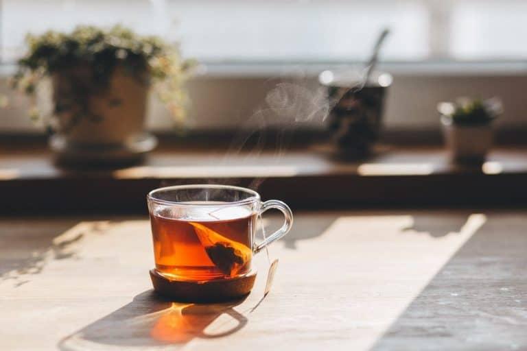 cup of tea diffuse vs focused