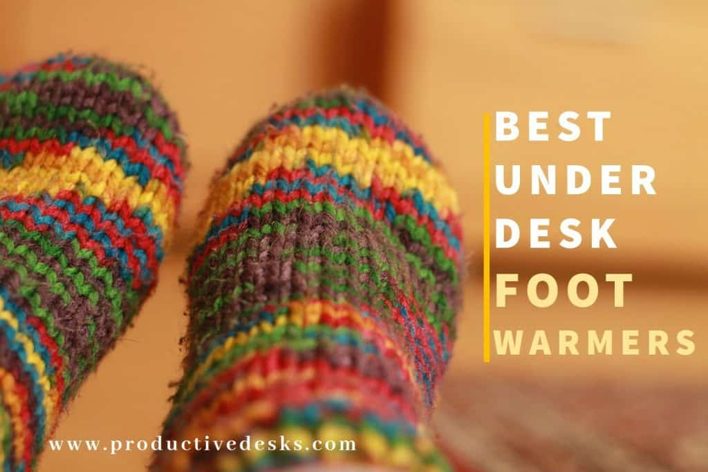 Best under-desk foot warmers