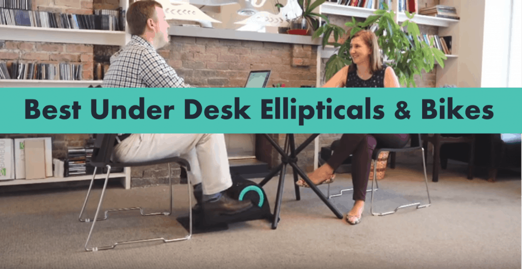 best under desk ellipticals and bikes
