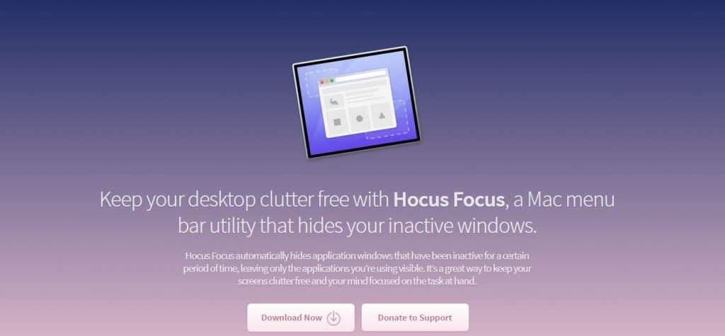 hocus focus app