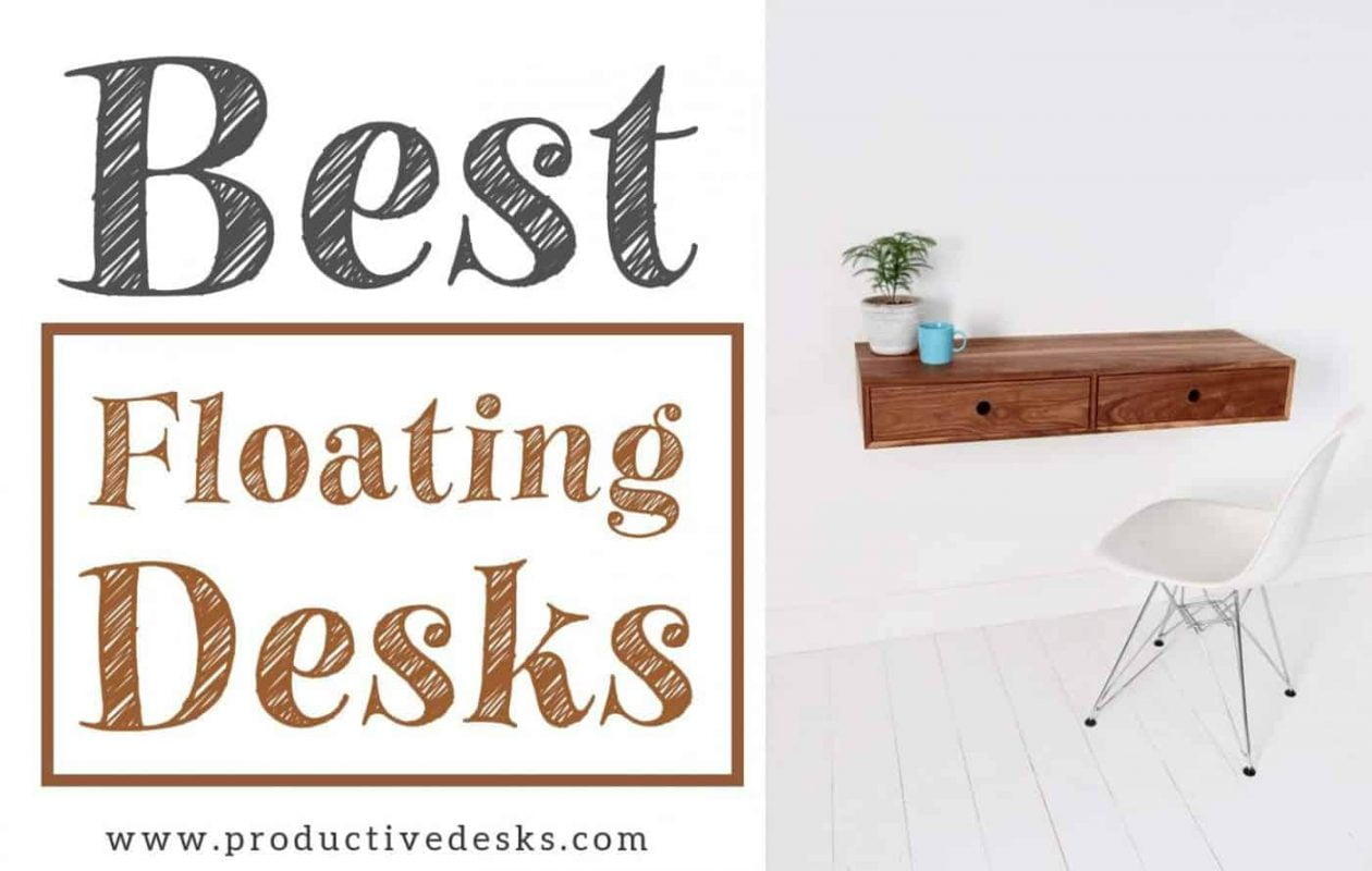 best floating desks e