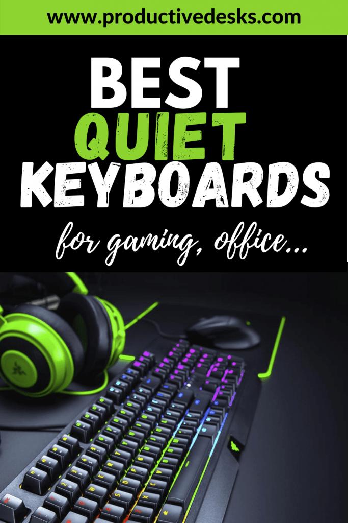 best quiet keyboards