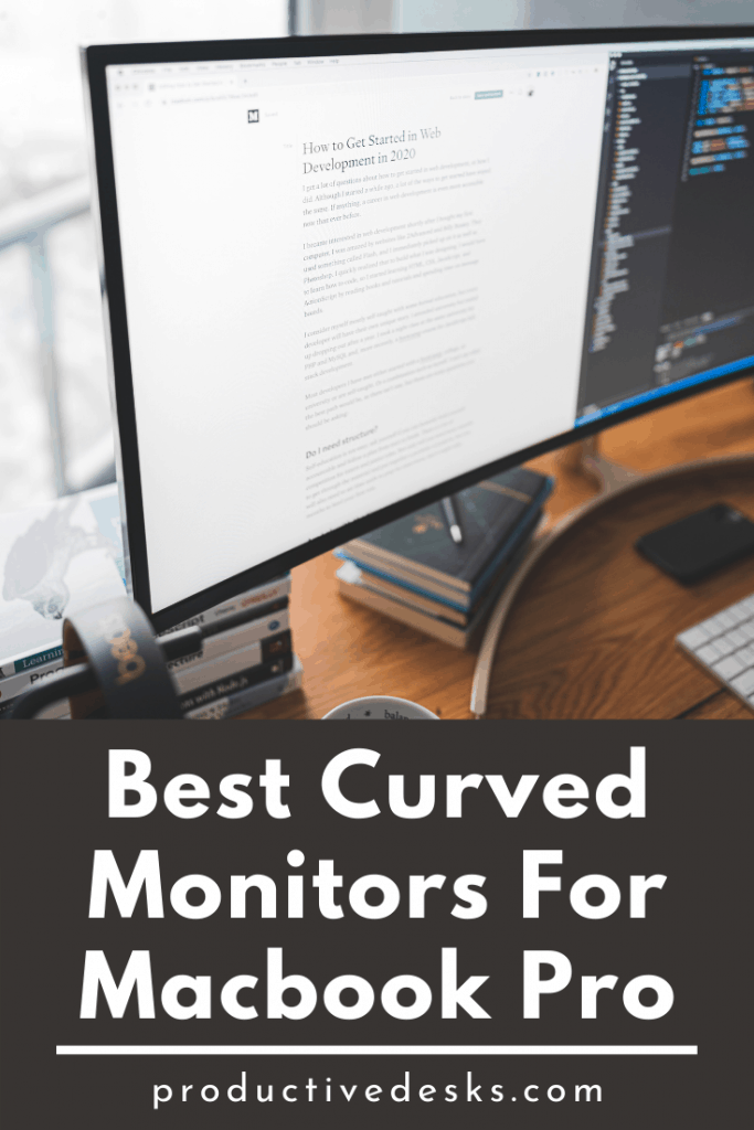 best curved monitors for macbook pro